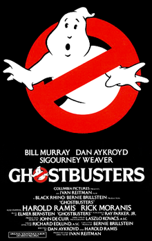 [Ghostbusters poster]