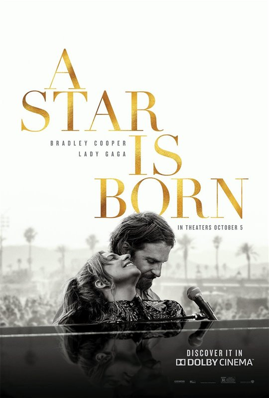[A Star Is Born poster]