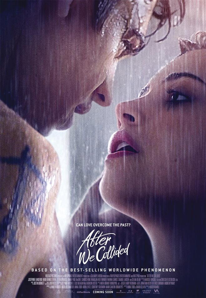 [After We Collided poster]
