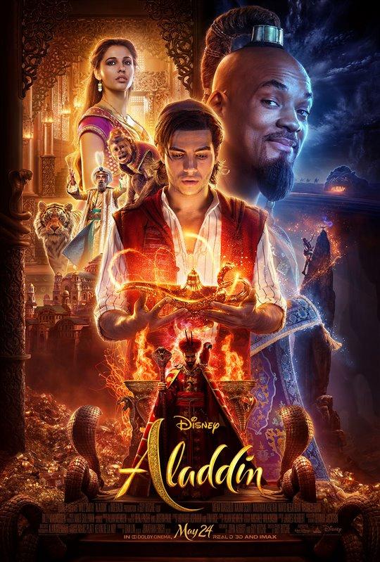 [Aladdin poster]