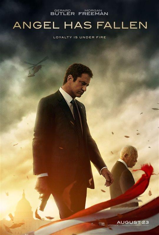 [Angel Has Fallen poster]