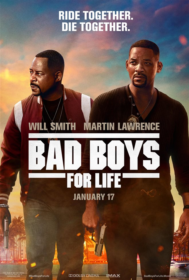 [Bad Boys for Life poster]