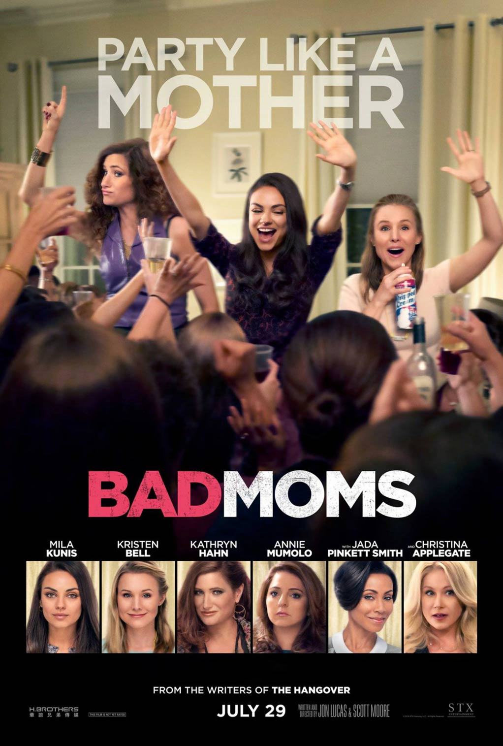 [Bad Mom's poster]
