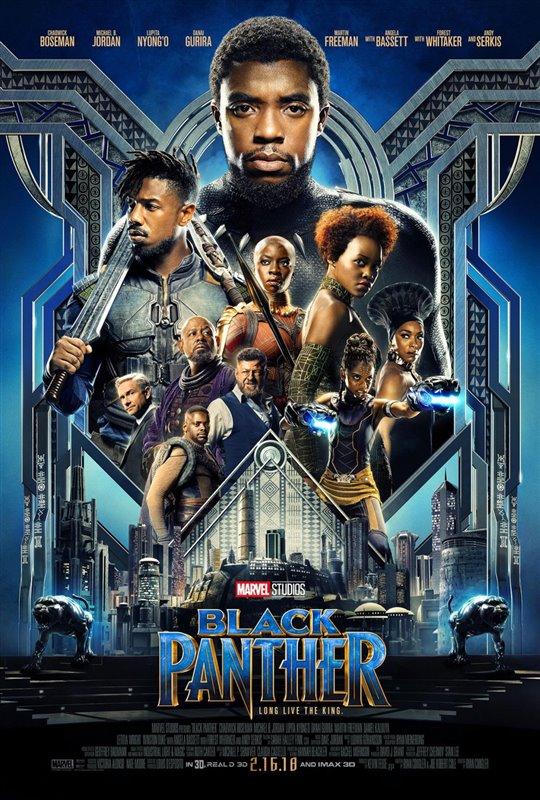 [Black Panther poster]