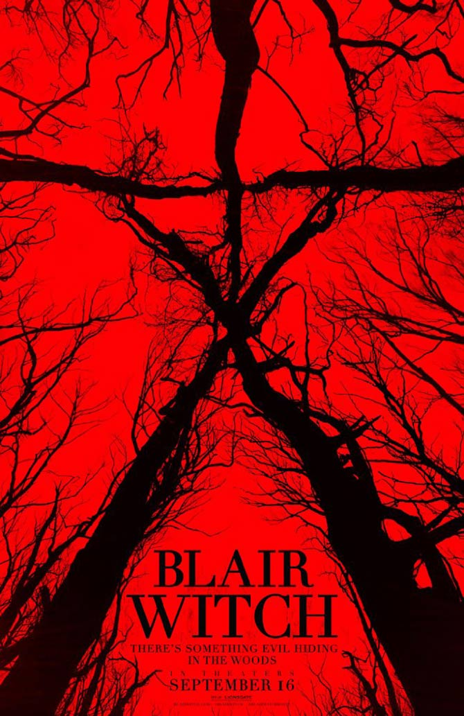 [Blair Witch poster]
