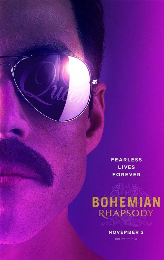 [Bohemian Rhapsody poster]