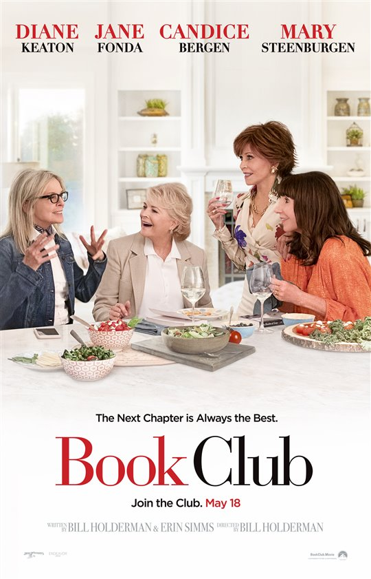 [Book Club poster]