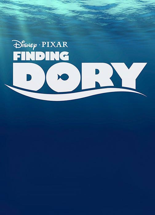 [Finding Dory poster]
