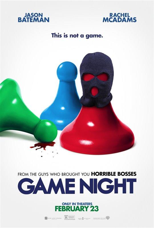 [Game Night poster]