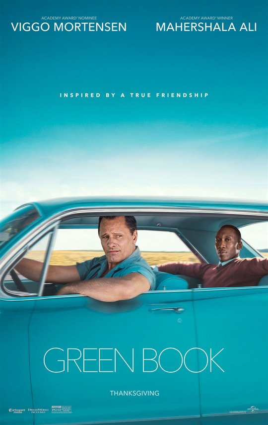 [Green Book poster]