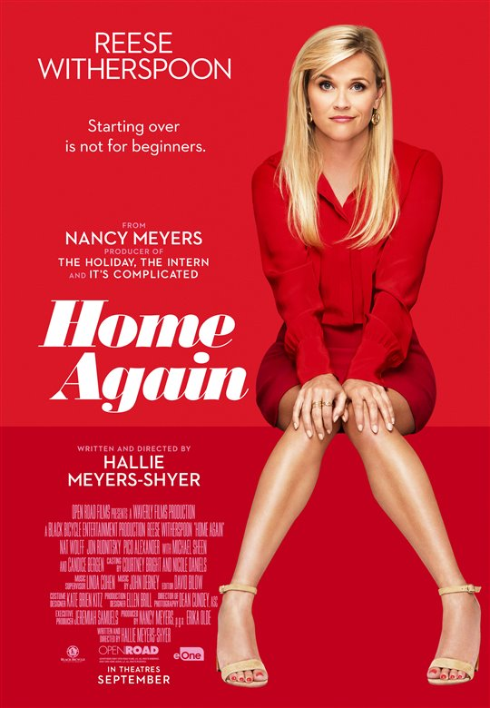 [Home Again poster]