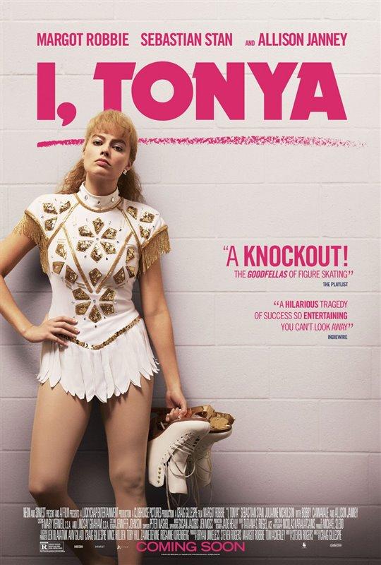 [I, Tonya poster]