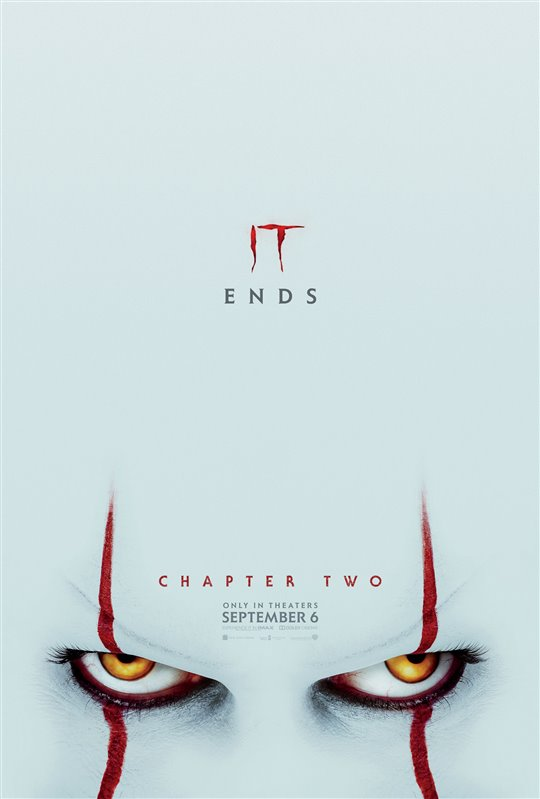[IT: Chapter Two poster]