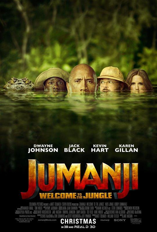 [Jumanji poster]
