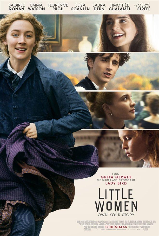 [Little Women poster]