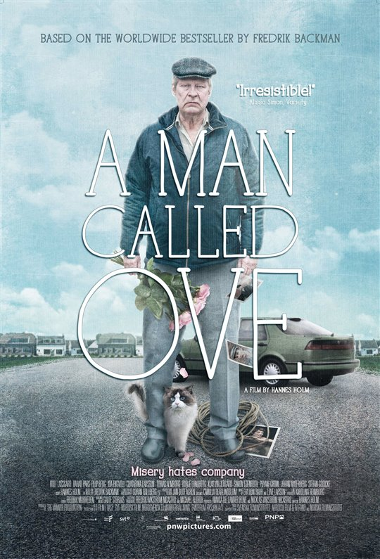 [A Man Called Ove poster]