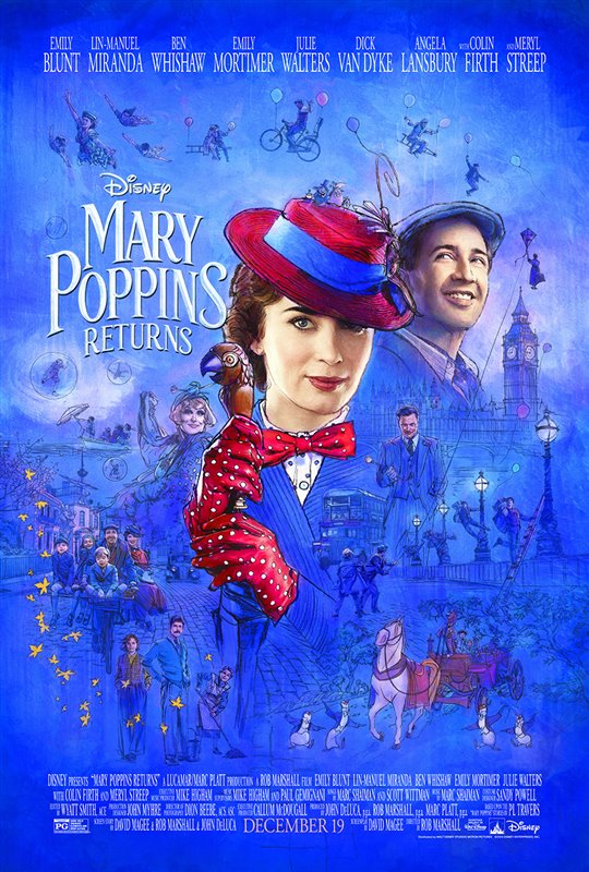[Mary Poppins Returns poster]