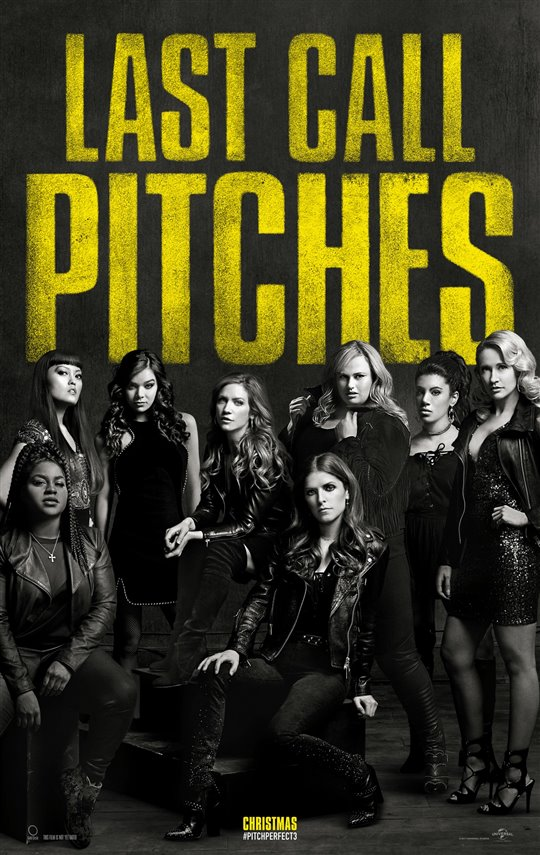 [Pitch Perfect 3 poster]