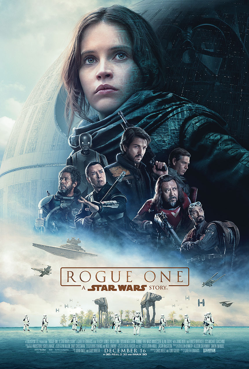 [Rogue One: A Star Wars Story poster]