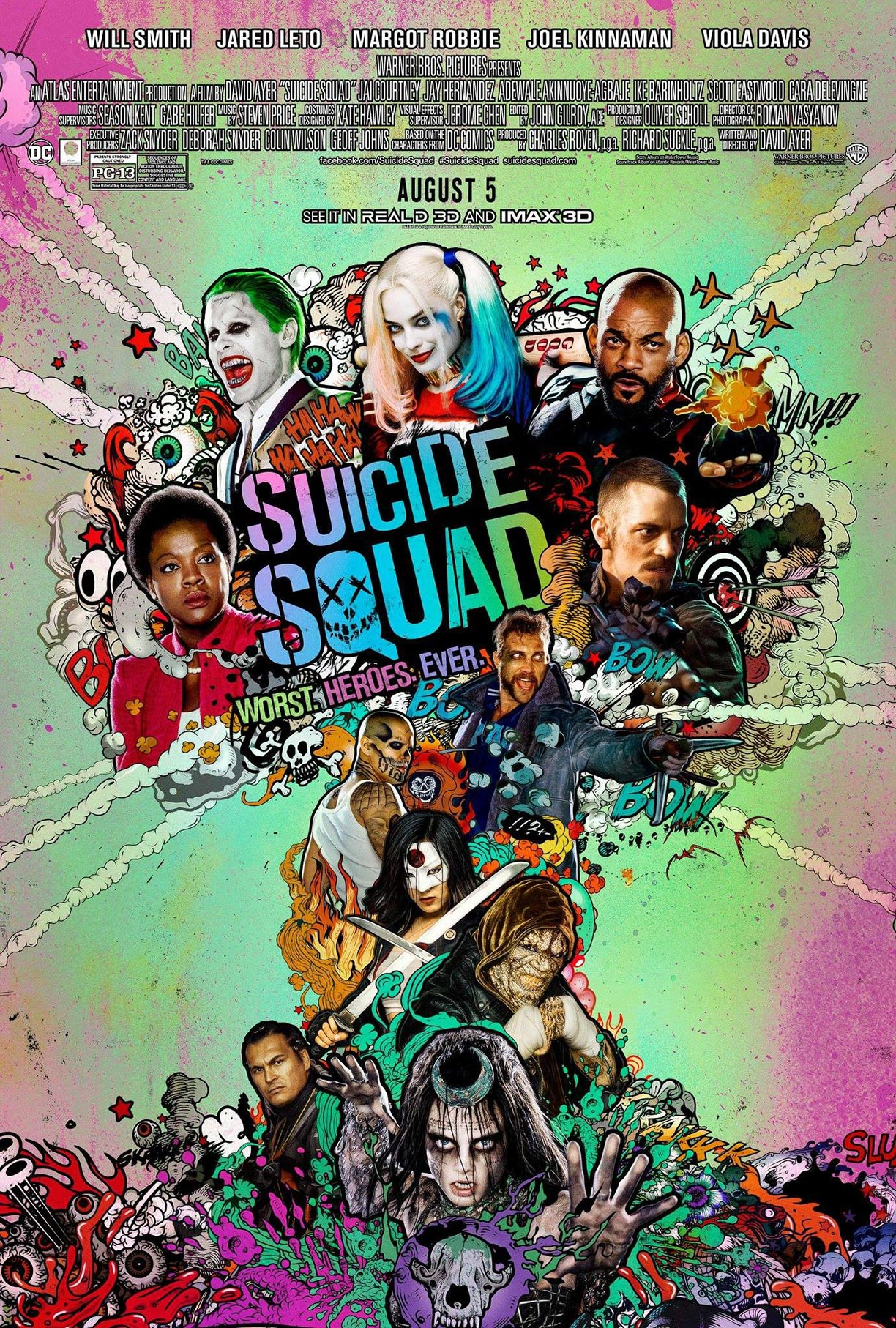 [Suicide Squad poster]