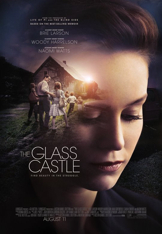 [The Glass Castle poster]