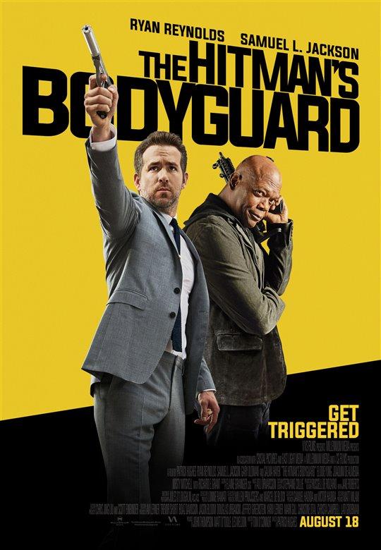 [The Hitman's Bodyguard poster]