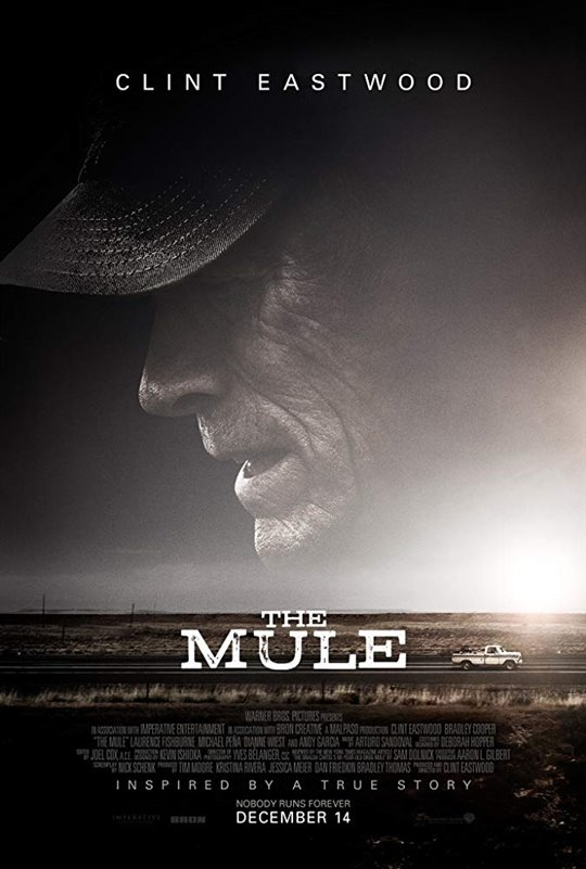 [The Mule poster]