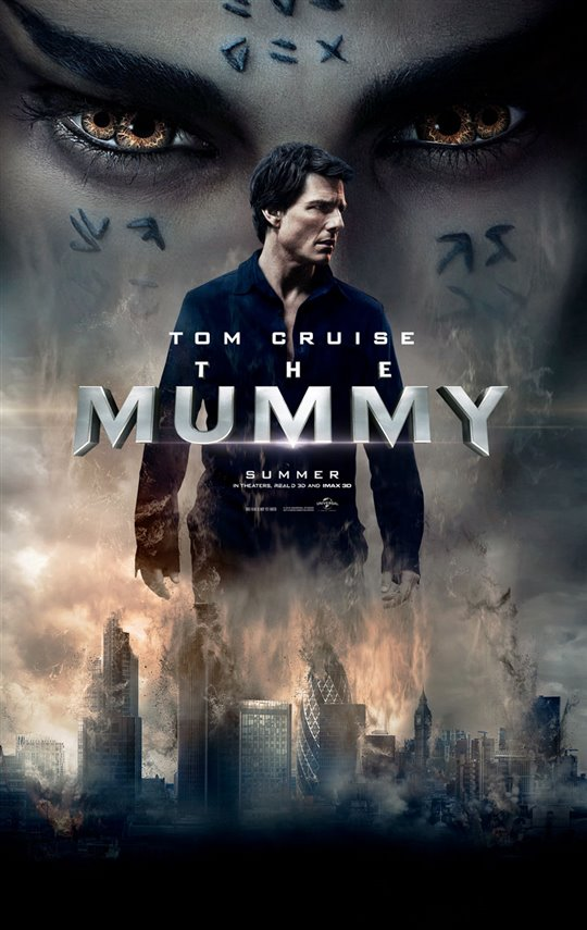 [The Mummy poster]