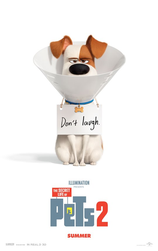 [The Secret Life of Pets 2 poster]