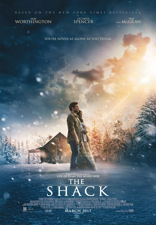 [The Shack poster]
