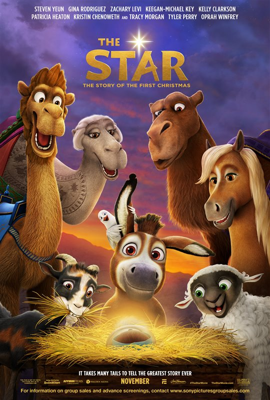 [The Star poster]