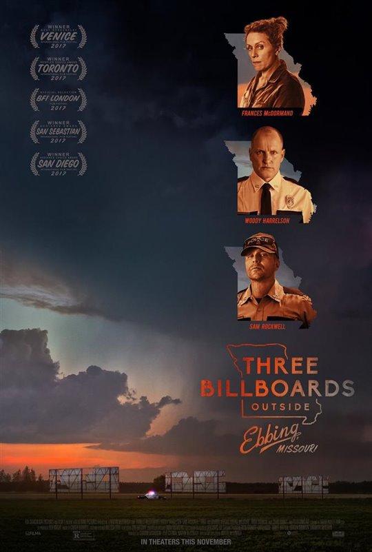 [Three Billboards Outside Ebbing, Missouri poster]