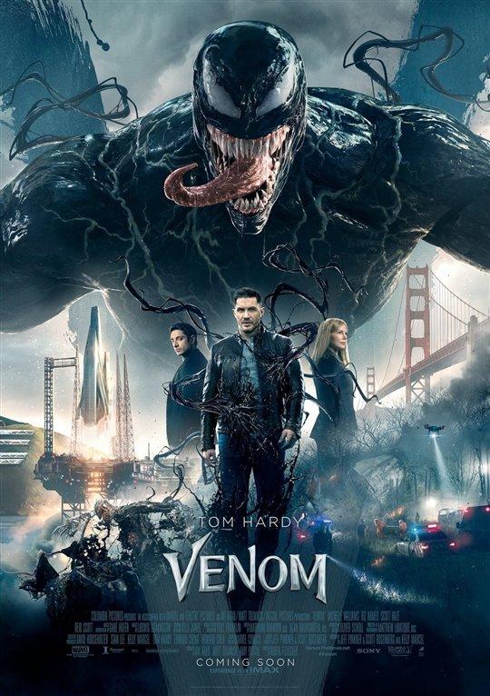 [Venom poster]