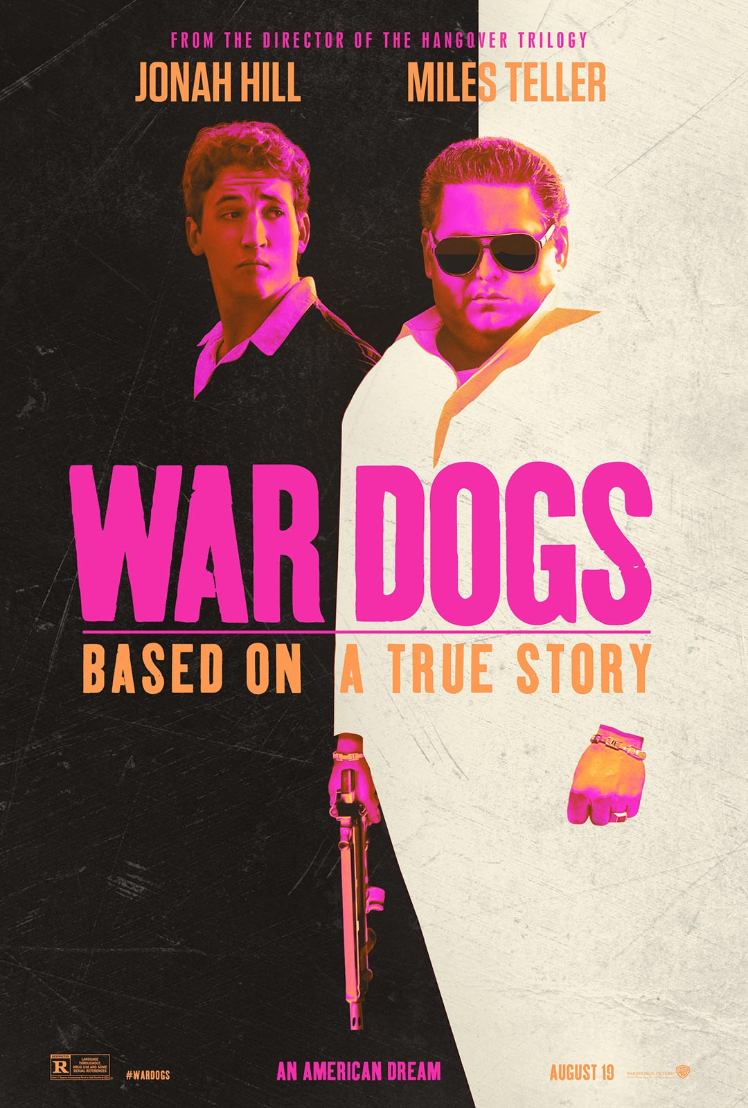 [War Dogs poster]