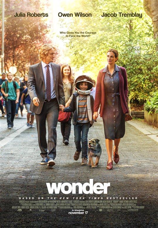 [Wonder poster]
