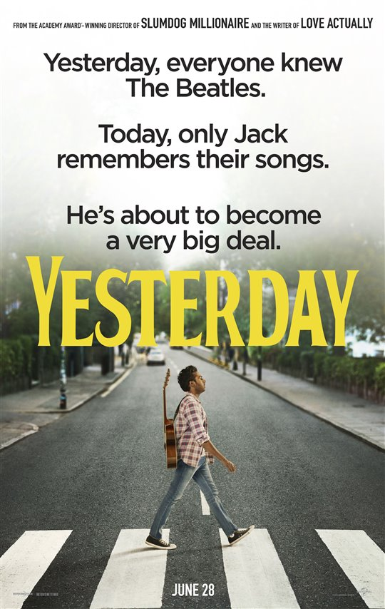 [Yesterday poster]
